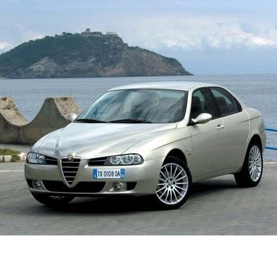 For Alfa Romeo 156s (1998-2006) with Halogen Lamps