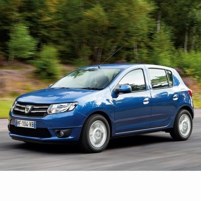 For Dacia Sandero after 2012 with Two Halogen Lamps