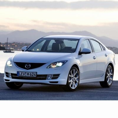 For Mazda 6 Sedan (2008-2013) with Halogen Lamps