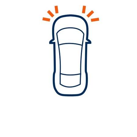 Első irányjelző izzó Volkswagen Vento (1992-1999)-hoz