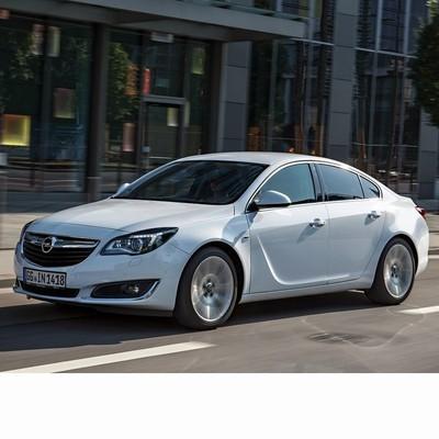 Autó izzók a 2014 utáni halogén izzóval szerelt Opel Insignia Sedan-hoz