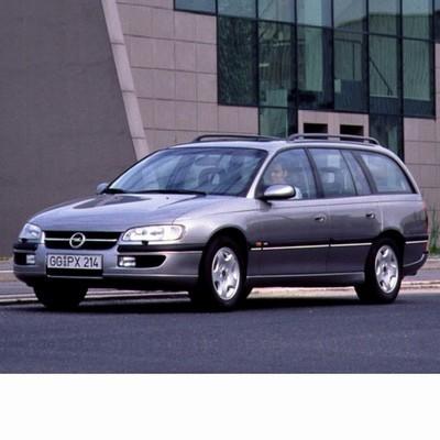 Autó izzók halogén izzóval szerelt Opel Omega B Kombi (1994-1997)-hoz