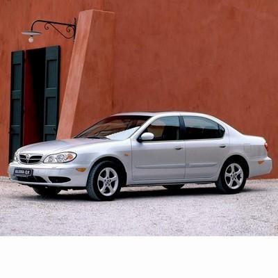 Autó izzók xenon izzóval szerelt Nissan Maxima (2000-2004)-hoz