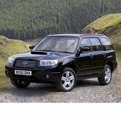 Autó izzók halogén izzóval szerelt Subaru Forester (2002-2008)-hez