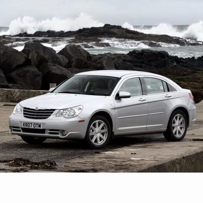 Autó izzók halogén izzóval szerelt Chrysler Sebring (2006-2010)-hez
