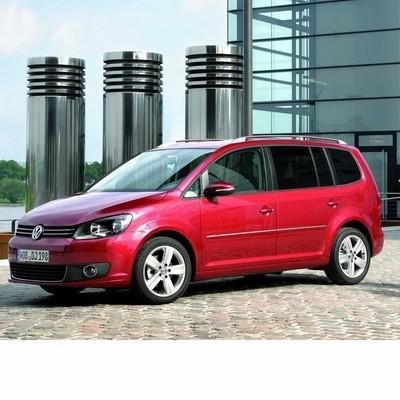 Autó izzók a 2010 utáni halogén izzóval szerelt Volkswagen Touran-hoz