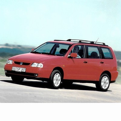 Autó izzók két halogén izzóval szerelt Seat Cordoba Vario (1997-1999)-hoz