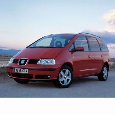 For Seat Alhambra (2004-2010) with Xenon Lamps
