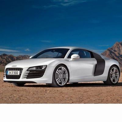 Autó izzók a 2007 utáni bi-xenon fényszóróval szerelt Audi R8 (423)-hoz