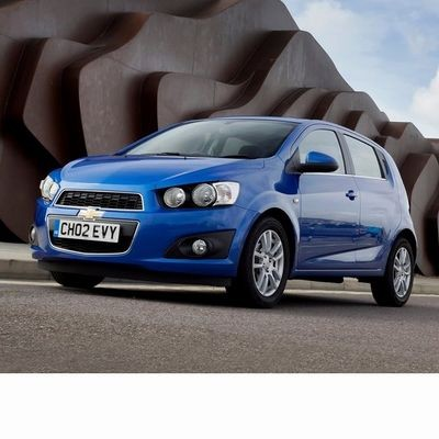 For Chevrolet Aveo after 2011 with Halogen Lamps