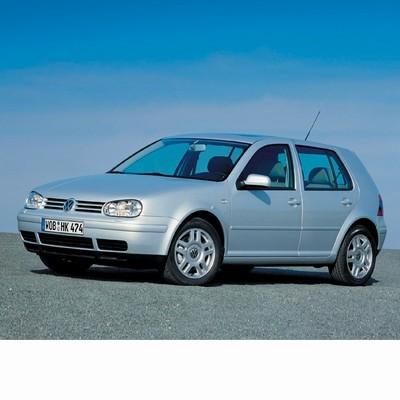 Autó izzók halogén izzóval szerelt Volkswagen Golf IV (1997-2005)-hez