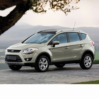For Ford Kuga (2008-2012) with Halogen Lamps