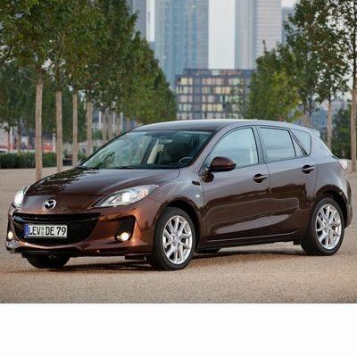 Autó izzók bi-xenon fényszóróval szerelt Mazda 3 (2011-2013)-hoz