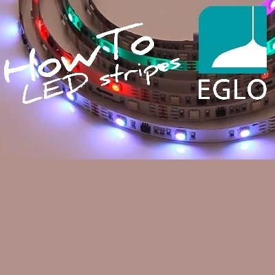 Eglo LED szalag szett
