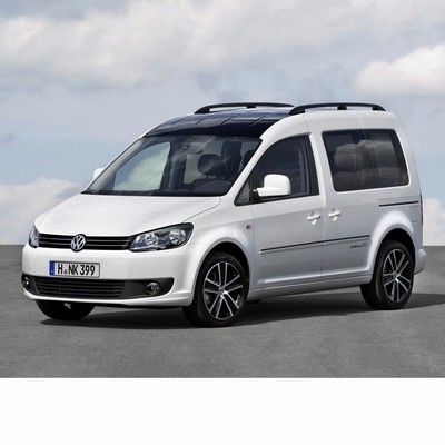 For Volkswagen Caddy after 2004 with Two Halogen Lamps and DRL