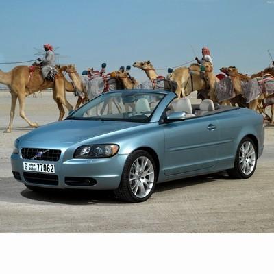 Autó izzók halogén izzóval szerelt Volvo C70 (2006-2010)-hez