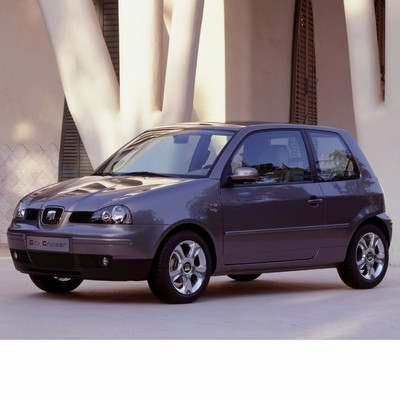 For Seat Arosa (1997-2004) with Two Halogen Lamps