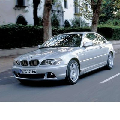 For BMW 3 Coupe (2003-2005) with Halogen Lamps