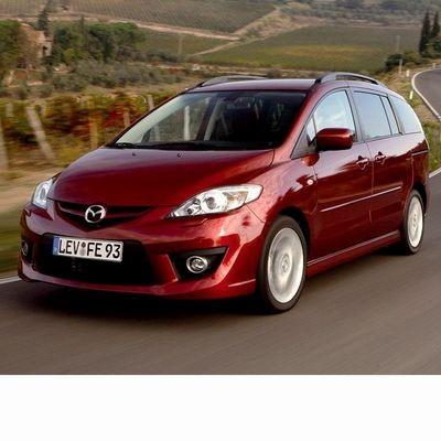 Autó izzók halogén izzóval szerelt Mazda 5 (2007-2010)-höz