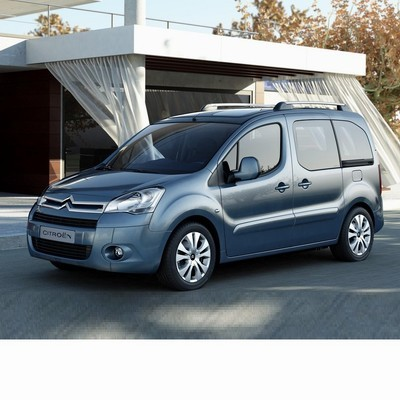 For Citroen Berlingo after 2008 with Halogen Lamps