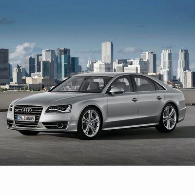 Autó izzók a 2012 utáni ledes fényszóróval szerelt Audi S8 (4H)-hoz