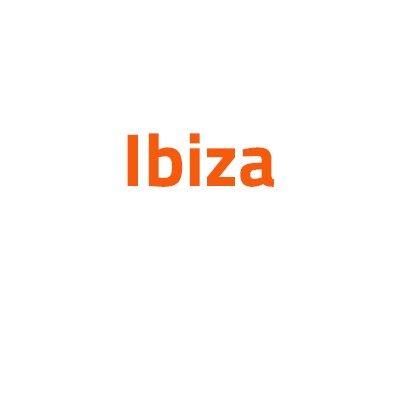 Seat Ibiza autó izzó