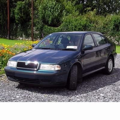 Autó izzók xenon izzóval szerelt Skoda Octavia (1996-2001)-hoz