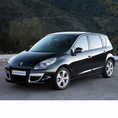 For Renault Scenic (2009-2011) with Halogen Lamps