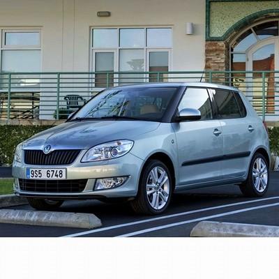 Autó izzók bi-halogén fényszóróval szerelt Skoda Fabia (2007-2014)-hoz