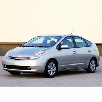 Autó izzók halogén izzóval szerelt Toyota Prius (2003-2009)-hoz