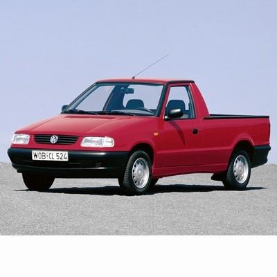 Autó izzók halogén izzóval szerelt Volkswagen Caddy (1995-2004)-hez