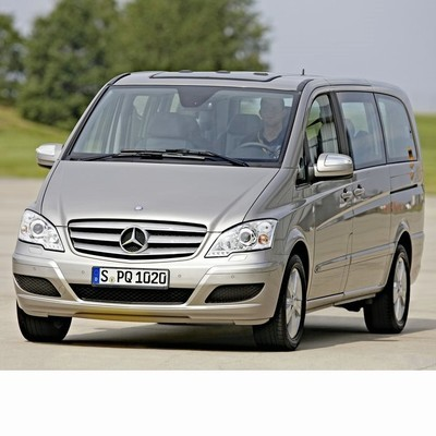 For Mercedes Viano after 2011 with Halogen Lamps