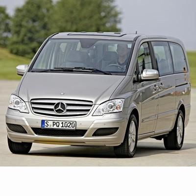 Autó izzók a 2011 utáni halogén izzóval szerelt Mercedes Viano-hoz