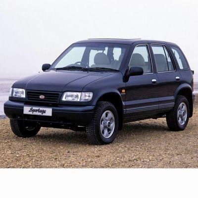 Autó izzók halogén izzóval szerelt Kia Sportage (1994-2004)-hez