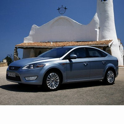 For Ford Mondeo (2007-2014) with Halogen Lamps