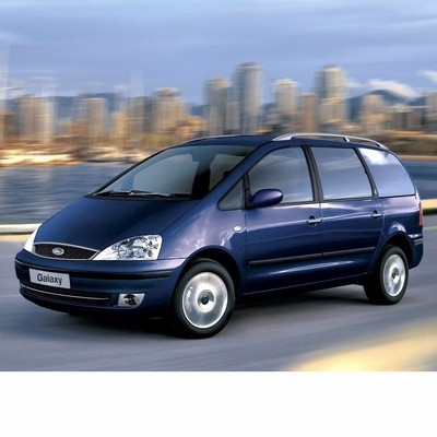 For Ford Galaxy (2000-2006) with Halogen Lamps