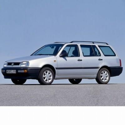 Autó izzók két halogén izzóval szerelt Volkswagen Golf III Variant (1993-1999)-hoz