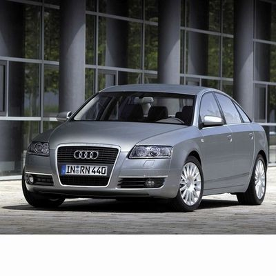 For Audi A6s (2004-2008) with Halogen Lamps