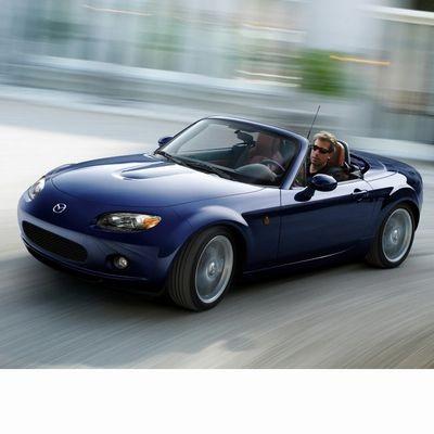 Autó izzók halogén izzóval szerelt Mazda MX-5 (2005-2008)-höz