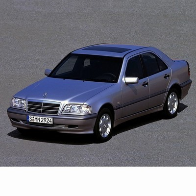For Mercedes C Sedan (1993-1996) with Halogen Lamps