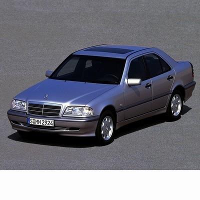 Autó izzók halogén izzóval szerelt Mercedes C Sedan (1993-1996)-hoz