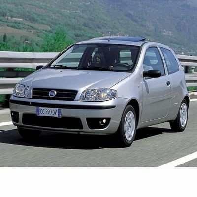 For Fiat Punto (2003-2005) with Halogen Lamps