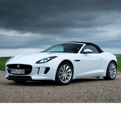 Autó izzók a 2013 utáni bi-xenon fényszóróval szerelt Jaguar F-Type-hoz