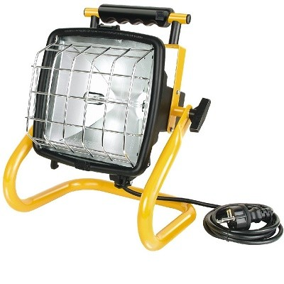 Portable Floodlights, Worklamps