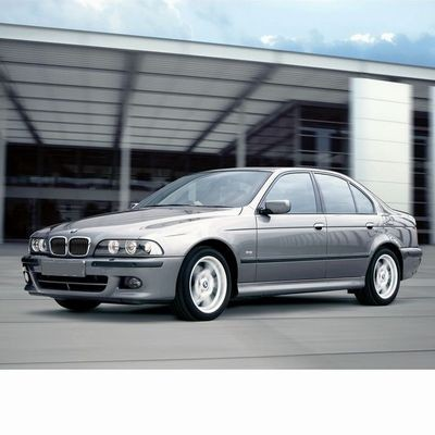 For BMW 5 (2000-2003) with Halogen Lamps