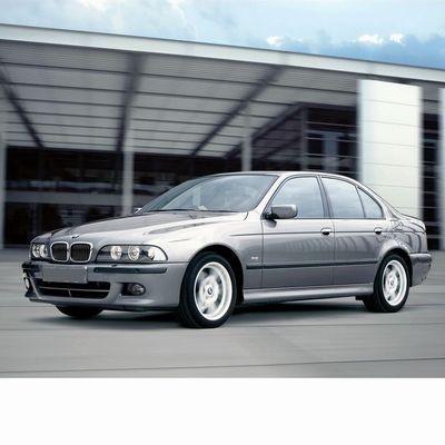 Autó izzók halogén izzóval szerelt BMW 5 (2000-2003)-höz