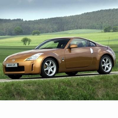 Autó izzók bi-xenon fényszóróval szerelt Nissan 350Z (2002-2009)-hez