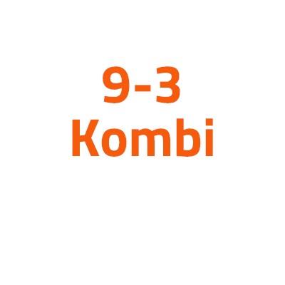 Saab 9-3 Kombi autó izzó