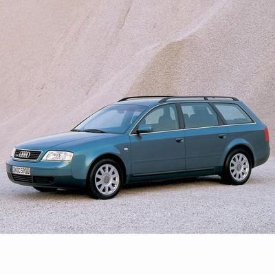 Autó izzók halogén izzóval szerelt Audi A6 Avant (1997-2001)-hoz