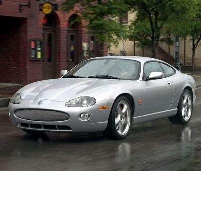 Autó izzók halogén izzóval szerelt Jaguar XK (1996-2006)-hoz